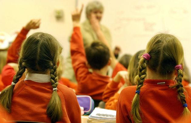 Children Are Starting School Without Knowing Their Own Names, Study