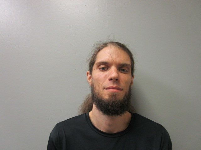 Shane Ryan Sealy, 34, was arrested on Saturday on charges of menacing and reckless endangerment.