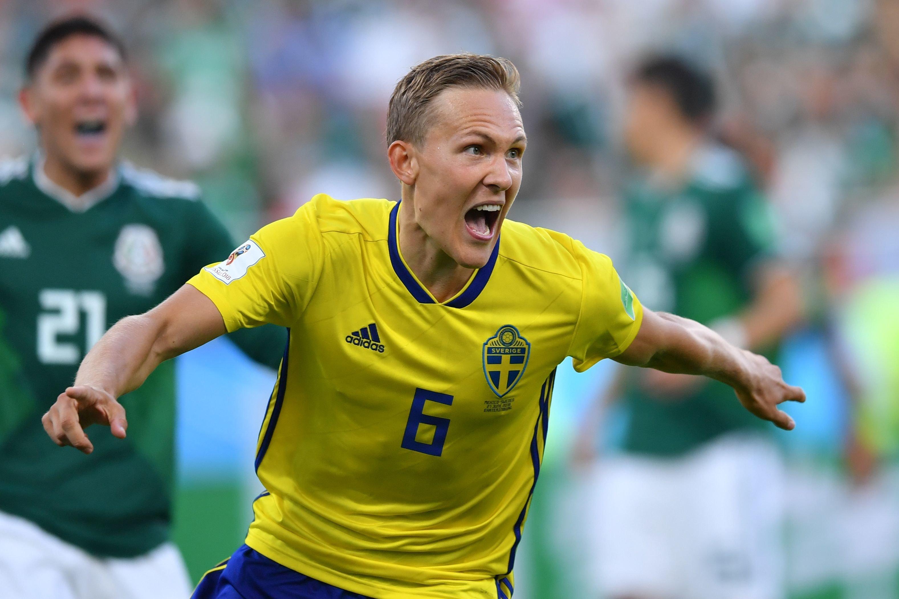 Schweden – Schweiz im Live-Stream: Fußball-WM online
