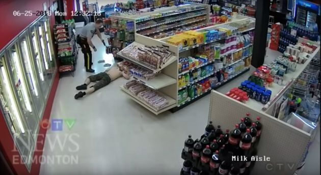 That Canadian Convenience Store Robbery Is The Year's Most Suspenseful