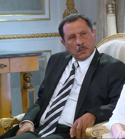 Slim Laghmani lors de la remise du rapport de la Colibe au président de la République,...