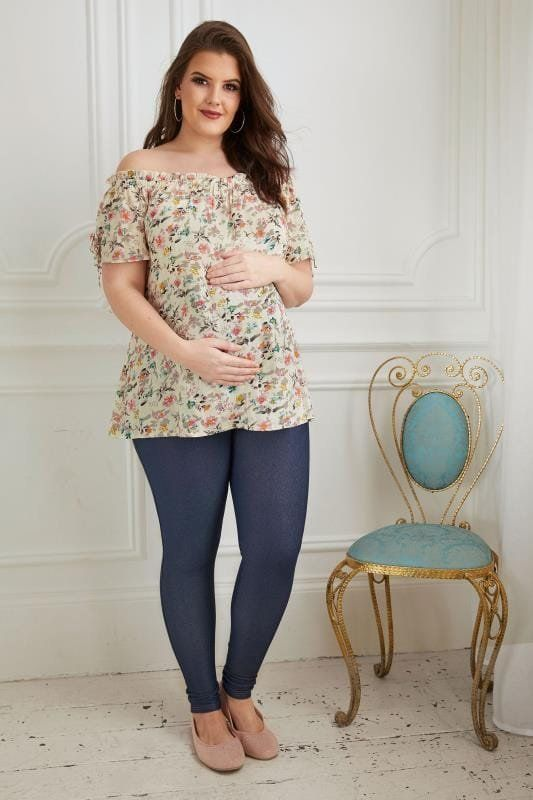 16b2cef20a574 Where To Buy Plus-Size Maternity Clothing That's Actually Cute ...