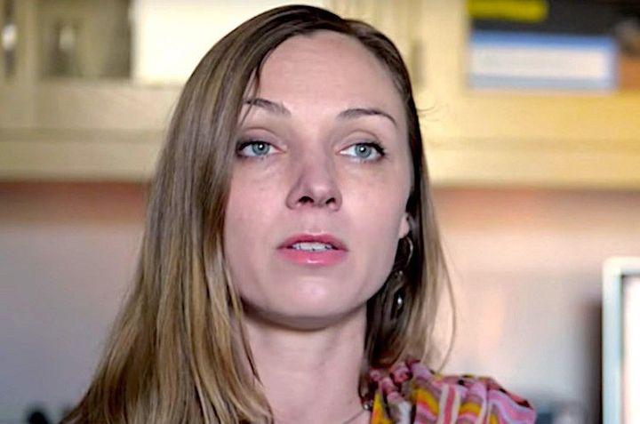 Sarah Myhre.