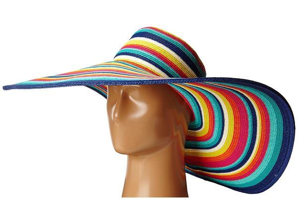 "<strong><a href=""https://www.zappos.com/p/san-diego-hat-company-ubx2721-striped-floppy-8-inch-brim-sun-hat-multi-blue/product"
