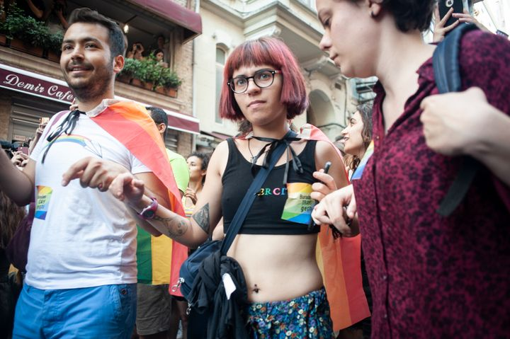 While identifying as LGBTQ is not a crime in Turkey, homophobia remains widespread across the nation.