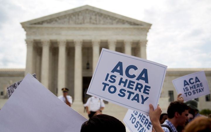 The Affordable Care Act will be a big issueas President Donald Trump's Supreme Court pick is scrutinized.