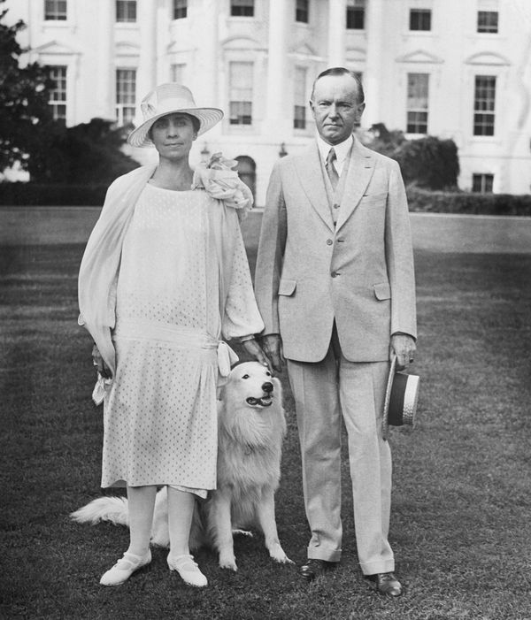 """<a href=""""http://style.time.com/2013/02/18/our-fair-ladies-the-14-most-fashionable-first-ladies/slide/grace-coolidge/"""" target="""