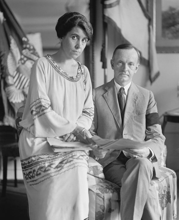"""Many people admired the formerfirst lady's flapper stye, and according to <a href=""""https://www.nytimes.com/2004/08/03/n"""