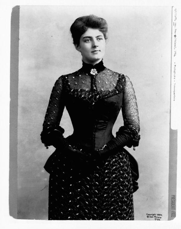"Frances Folsom Cleaveland was a trendsetter in her day. <a href=""https://books.google.com/books?id=PqFqBgAAQBAJ&pg=PT138&"