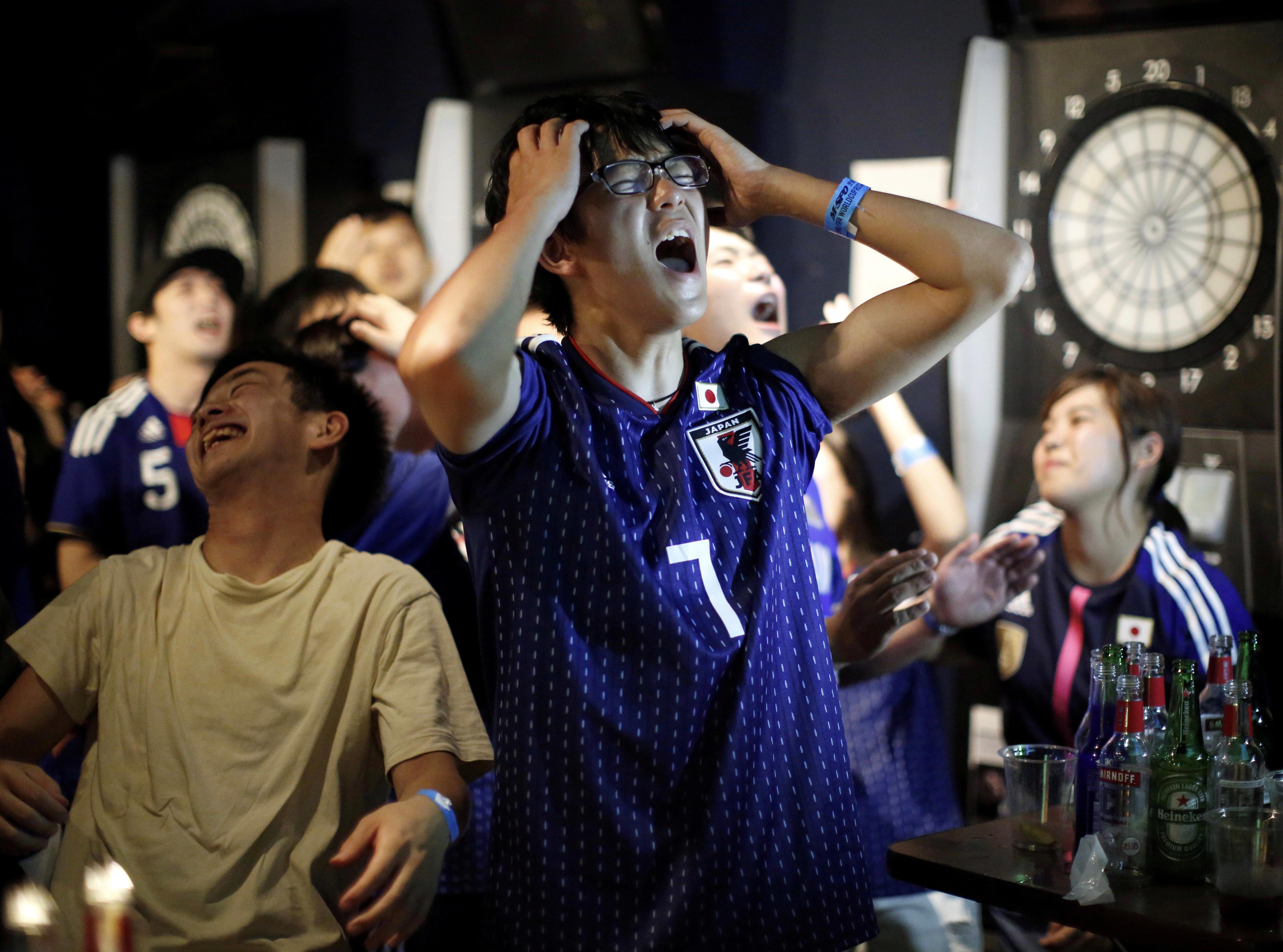 벨기에가 일본에 역전골을 넣자 KBS 해설위원은
