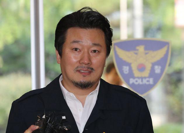 서해순씨 '명예훼손' 혐의 이상호 기자 기소의견