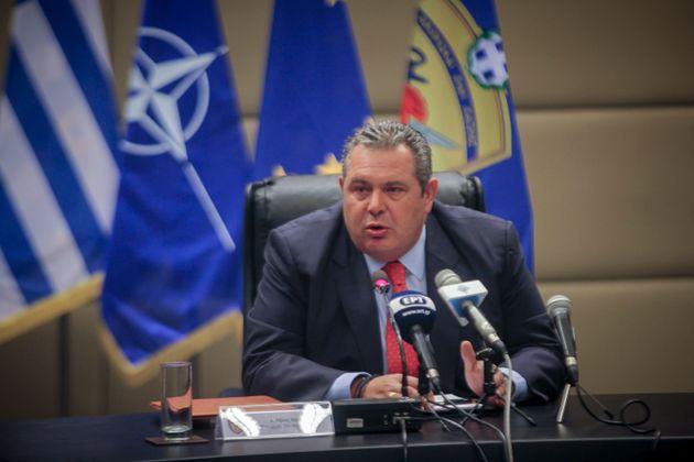 Καμμένος: Η συμφωνία για το Σκοπιανό δεν θα κυρωθεί χωρίς την έγκριση του ελληνικού