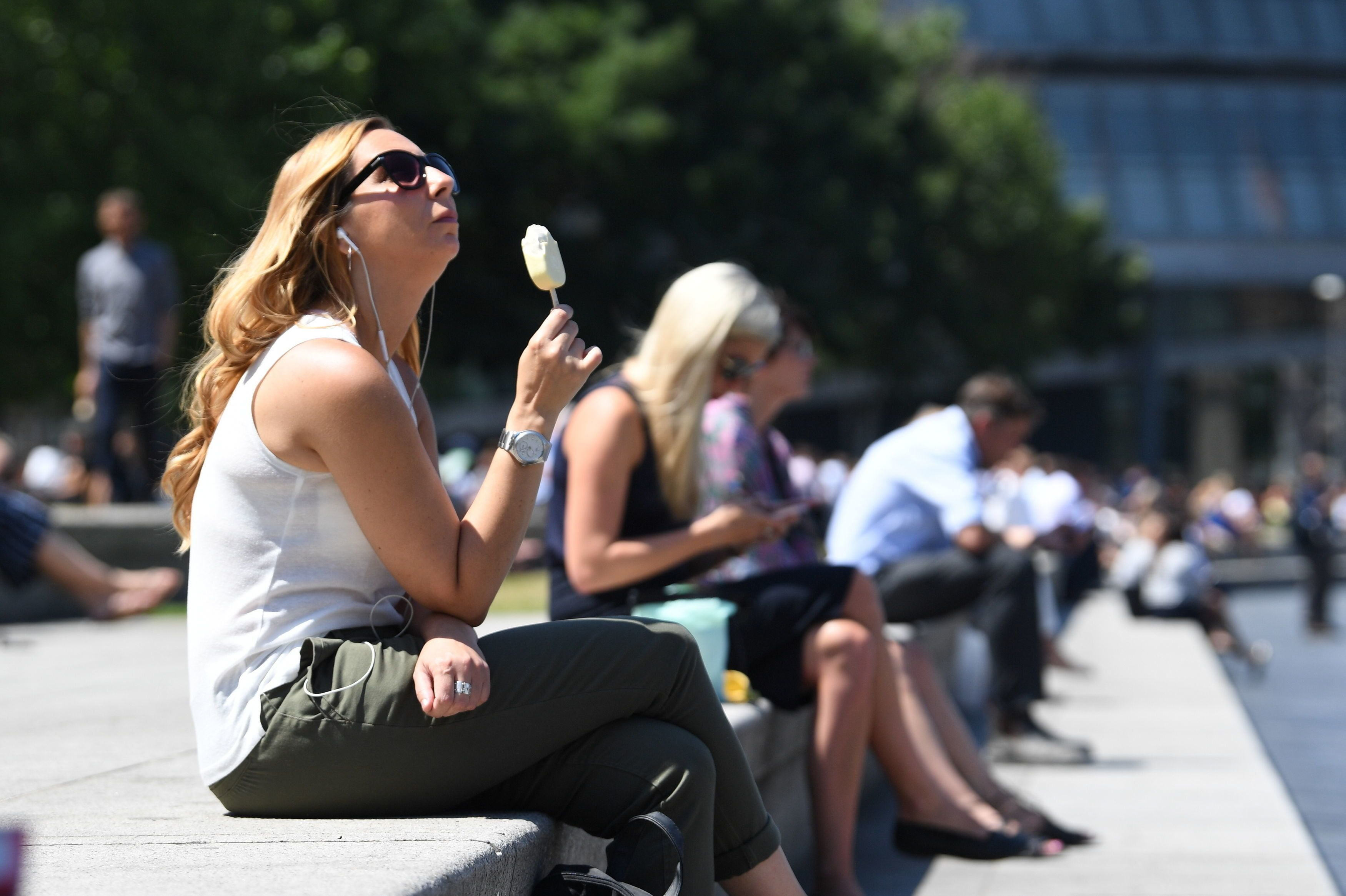 About That Heatwave - There's Good News And Then There's Some Bad