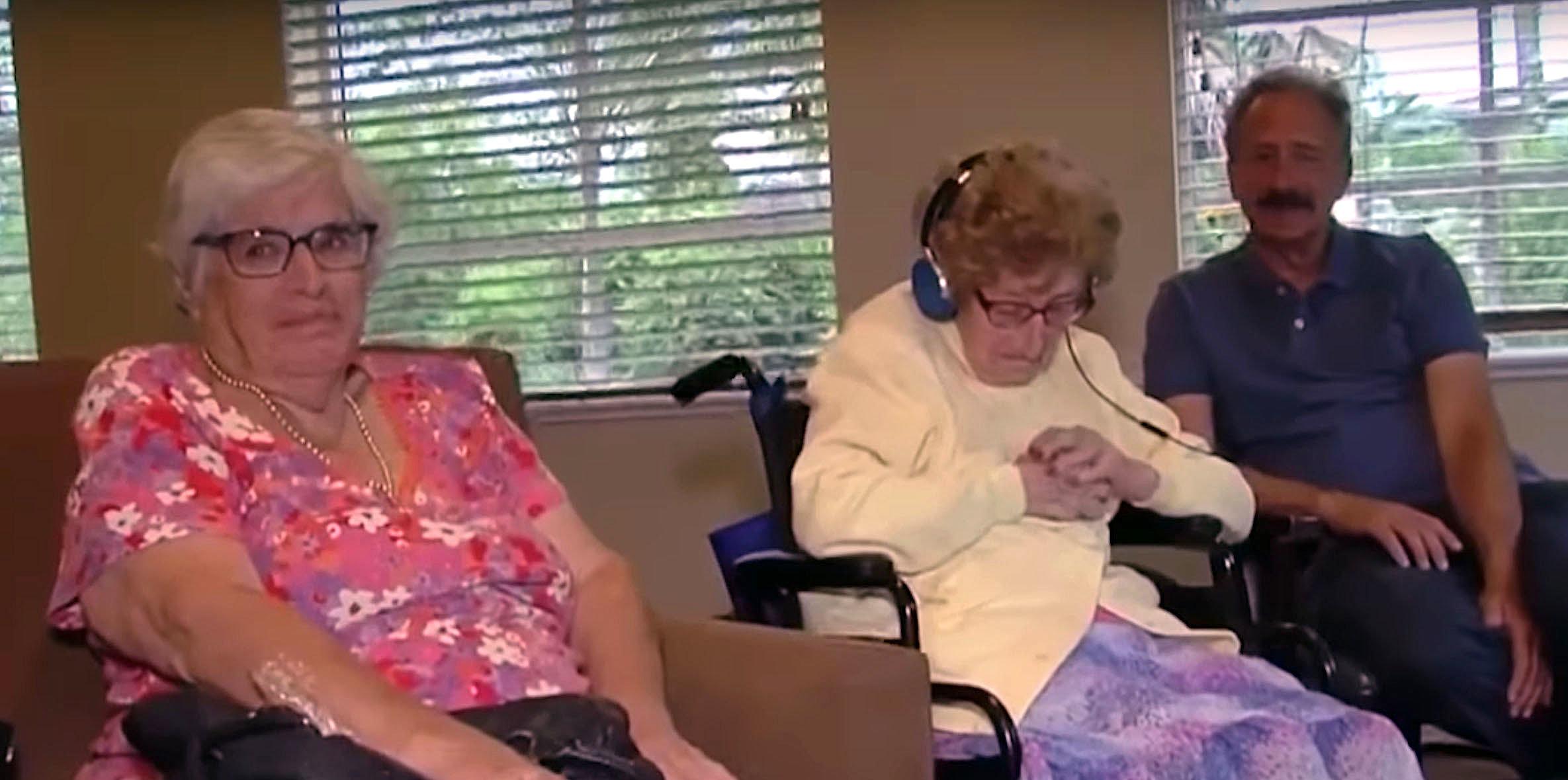 Joanne Loewenstern 79 found her 100-year-old mother Lillian Ciminieri