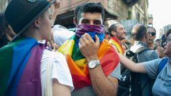 이스탄불의 퀴어 퍼레이드가 금지되자 LGBTQ 커뮤니티가