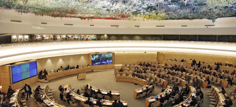 De quoi la situation des droits humains est-elle le nom en Algérie