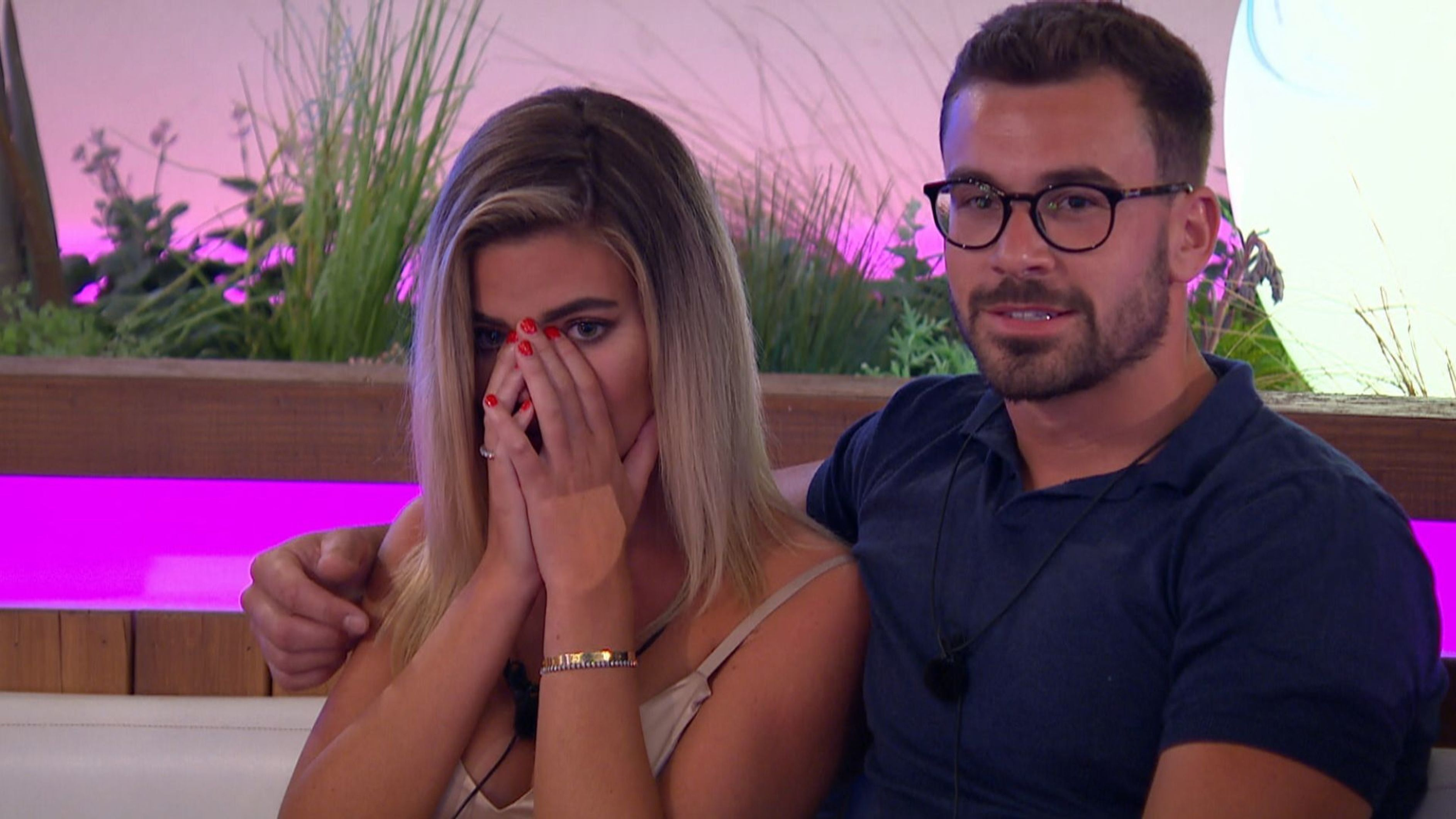 All The Best Tweets About Monday's Savage 'Love Island' Recoupling