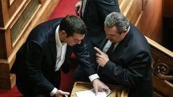 Ανοιχτό το ενδεχόμενο κύρωσης της συμφωνίας των Πρεσπών από 180 βουλευτές αφήνει η κυβέρνηση