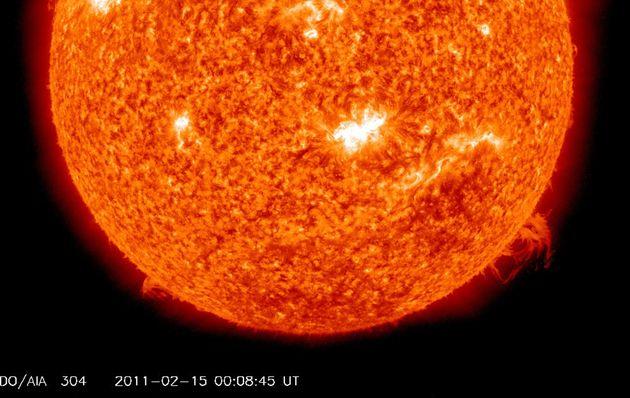 Εθνικό Αστεροσκοπείο: Καμία ισχυρή μαγνητική καταιγίδα δεν θα πλήξει τη Γη στις 23