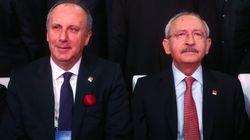 Κόντρα στο Ρεπουμπλικανικό Κόμμα στην Τουρκία. Ο Ιντσέ πιέζει τον Κιλιτσντάρογλου να του παραχωρήσει την