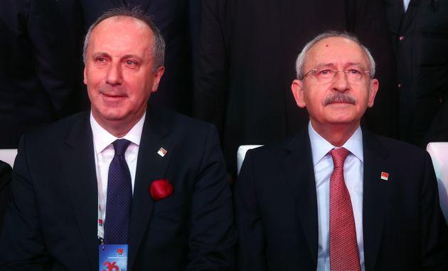 Κόντρα στο Ρεπουμπλικανικό Κόμμα στην Τουρκία. Ο Ιντσέ πιέζει τον Κιλιτσντάρογλου να του παραχωρήσει...