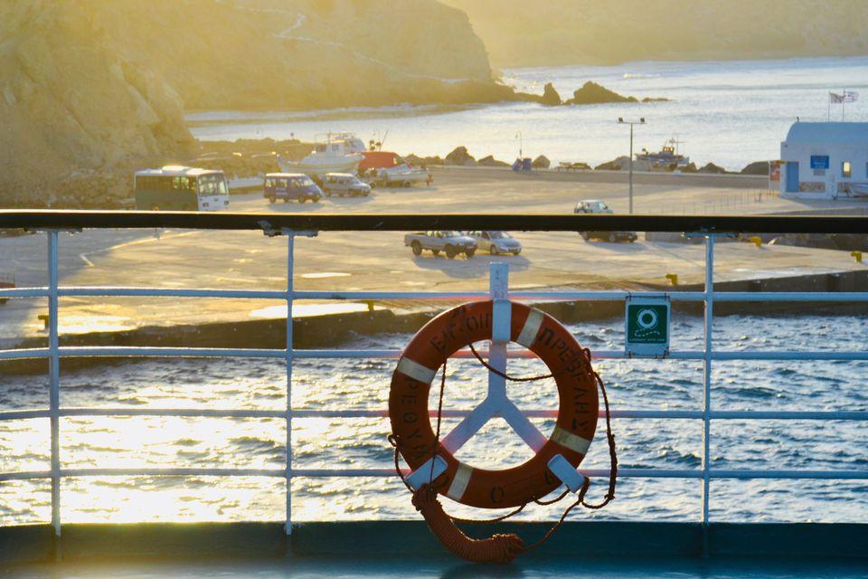 Στο λιμάνι της