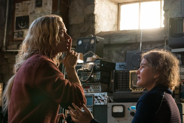 "By a small miracle, ""A Quiet Place"" marched loudly into the cultural zeitgeist in a way that few nonfranchise flicks manage t"