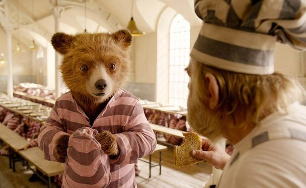 "No movie this year is as lovely as ""Paddington 2,"" the rare caper that doesn't let adrenaline get in the way of its heart. Wi"