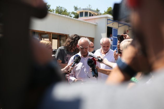 Βγήκε από τη φυλακή ο Ακης Τσοχατζόπουλος. Οι πρώτες δηλώσεις