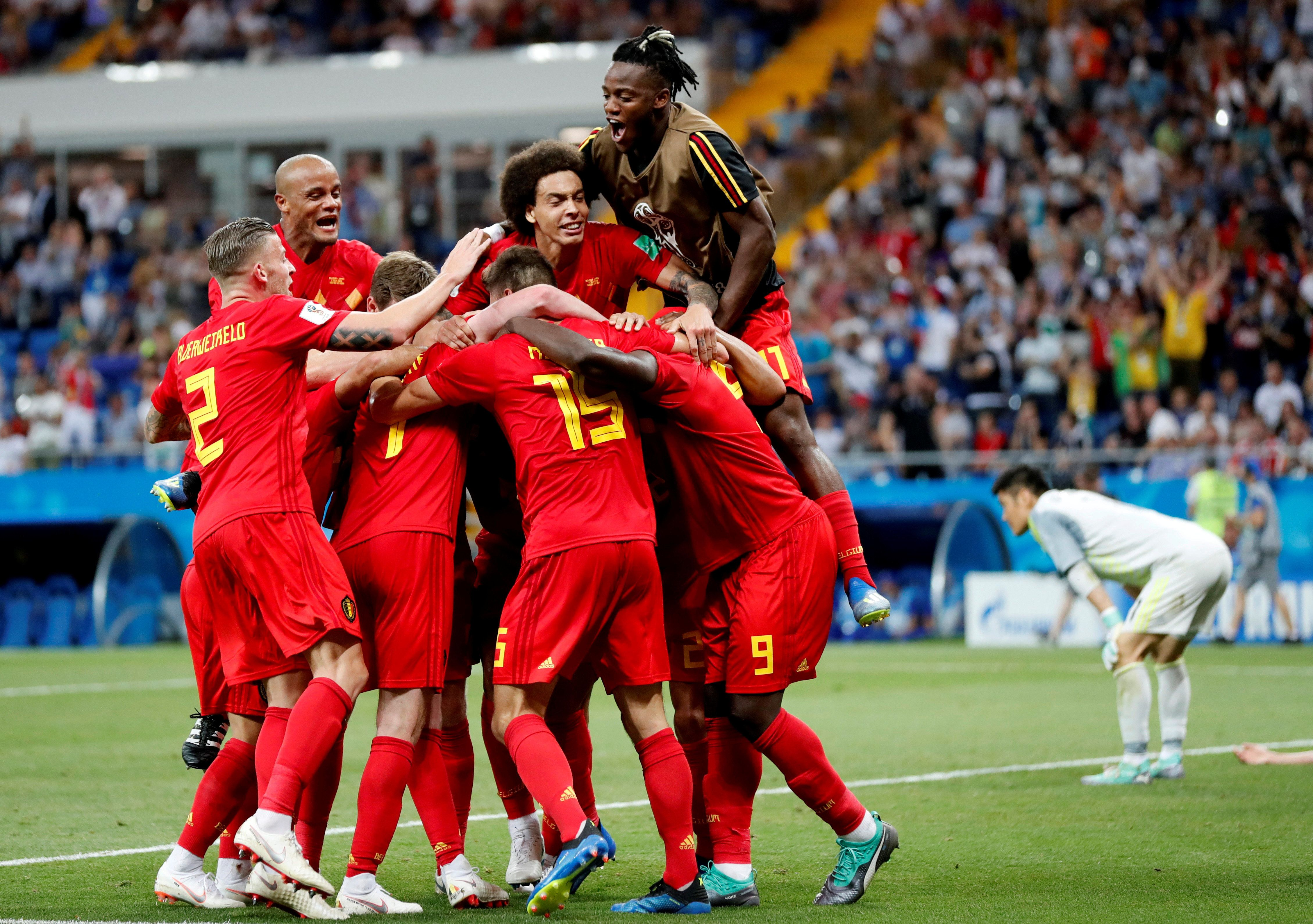 Belgien – Brasilien im Live-Stream: Fußball-WM kostenlos online