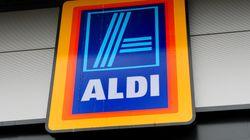"""""""Augen starrten mich an"""": Britische Aldi-Kundin findet Tier im Salat"""
