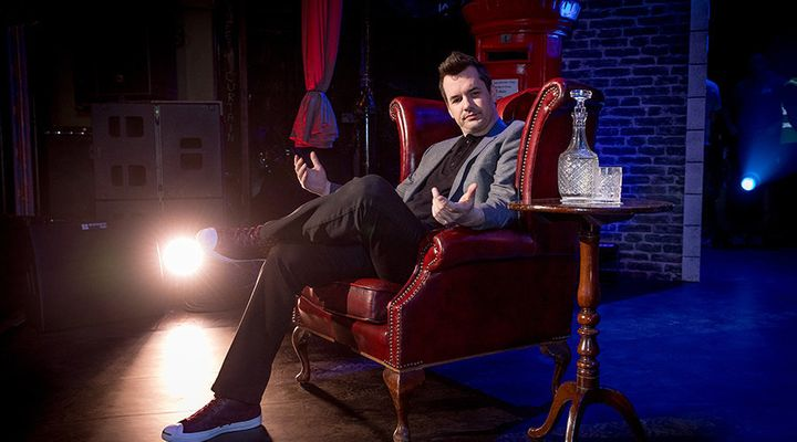 """Jim Jefferies: This Is Me Now"" on Netflix."