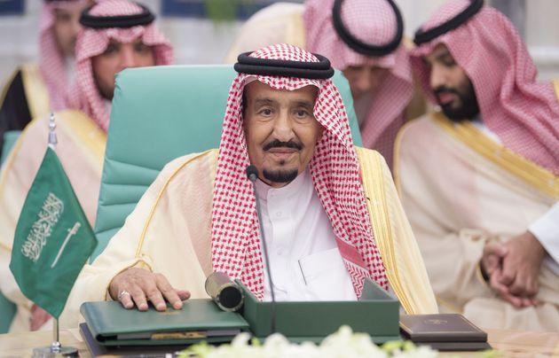 Le roi Salmane d'Arabie Saoudite, le 11 juin à la