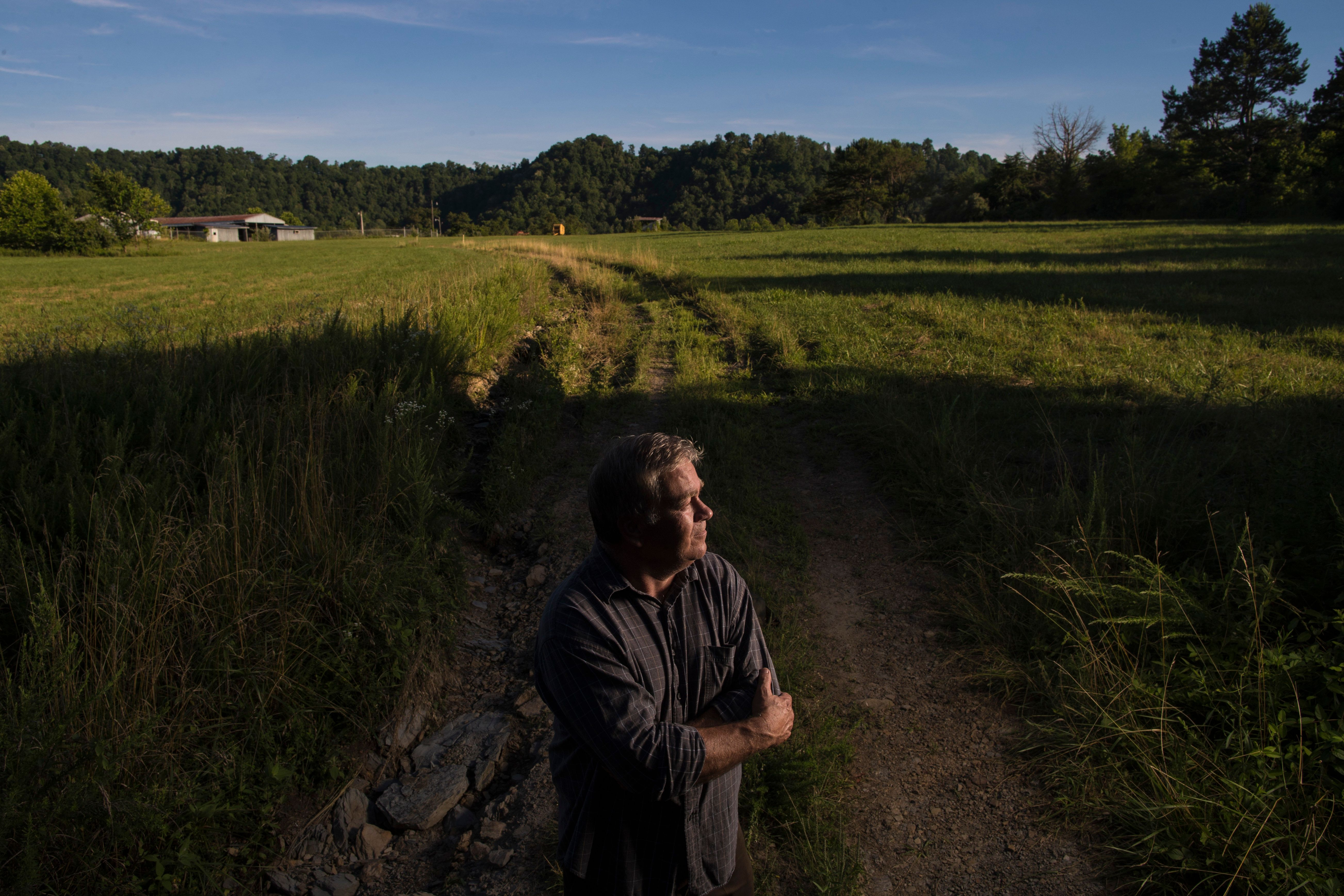 As Jobs Disappear In Coal Country, A Giant Prison Is Pitched As The