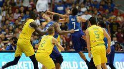 Un match de basket Philippines-Australie dégénère en bagarre générale, 13