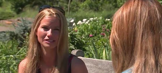 Reiche Hausfrau beklaut komplette Nachbarschaft – im Fernsehen erklärt sie,