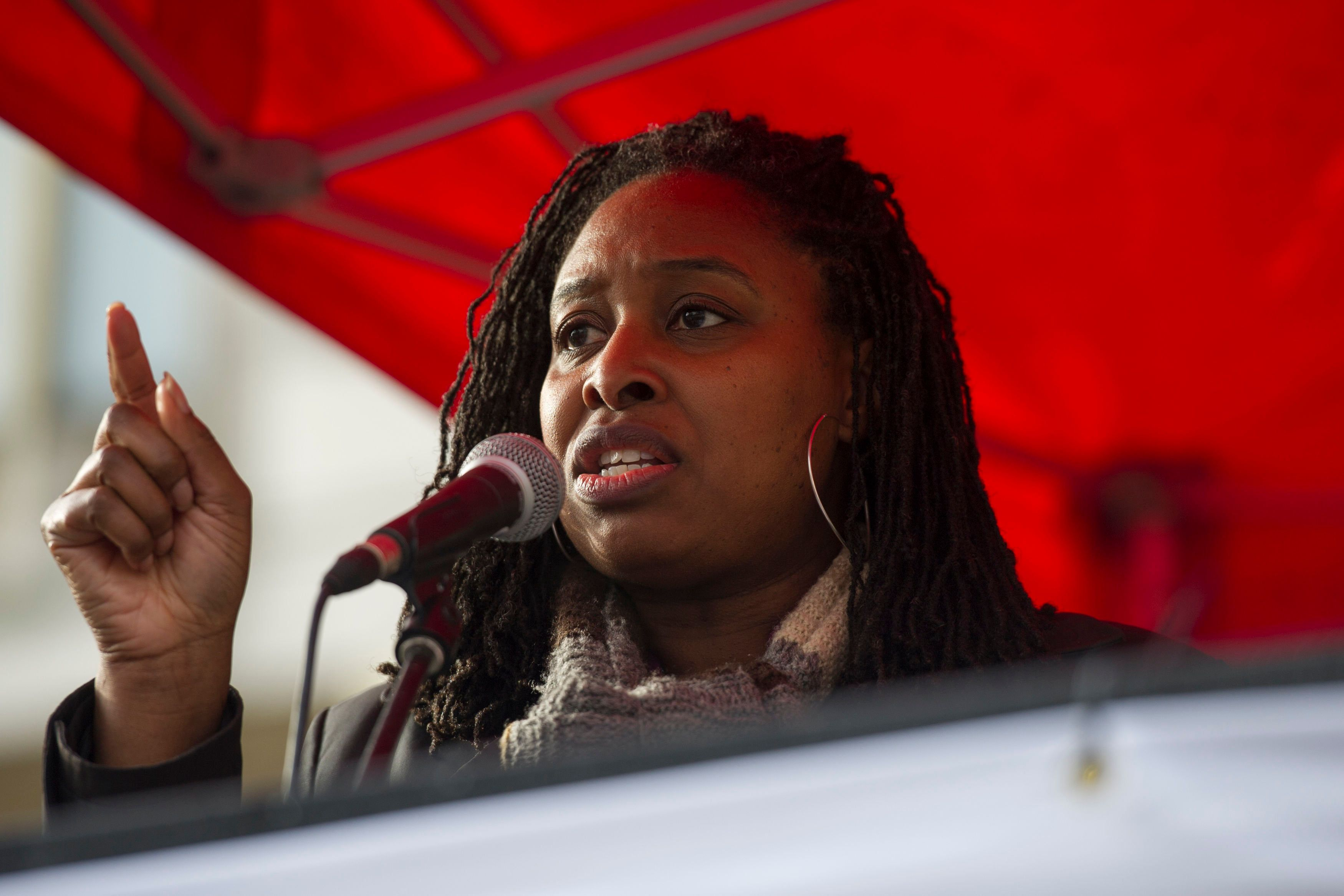 Women and Equalities Shadow Secretary Dawn Butler called the policy 'completely unacceptable'