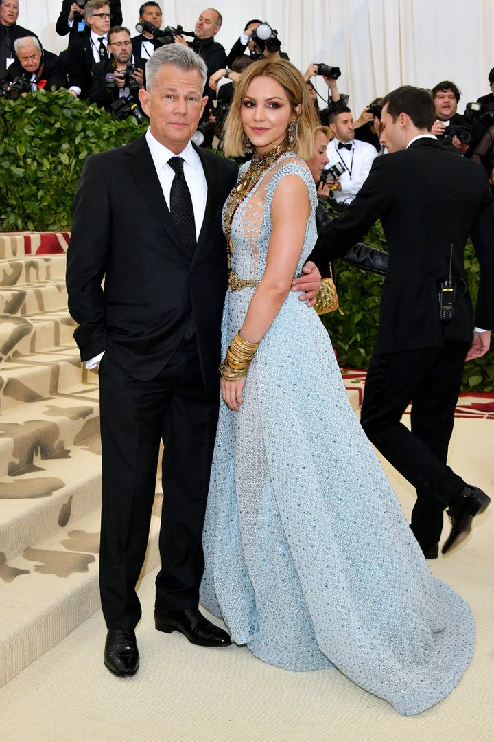 Foster and McPhee attended the 2018 Met Gala together.