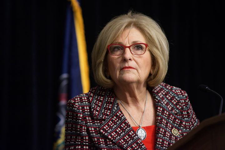 In Rep. Diane Black's world, womensave the economy with their lustfor shoes.