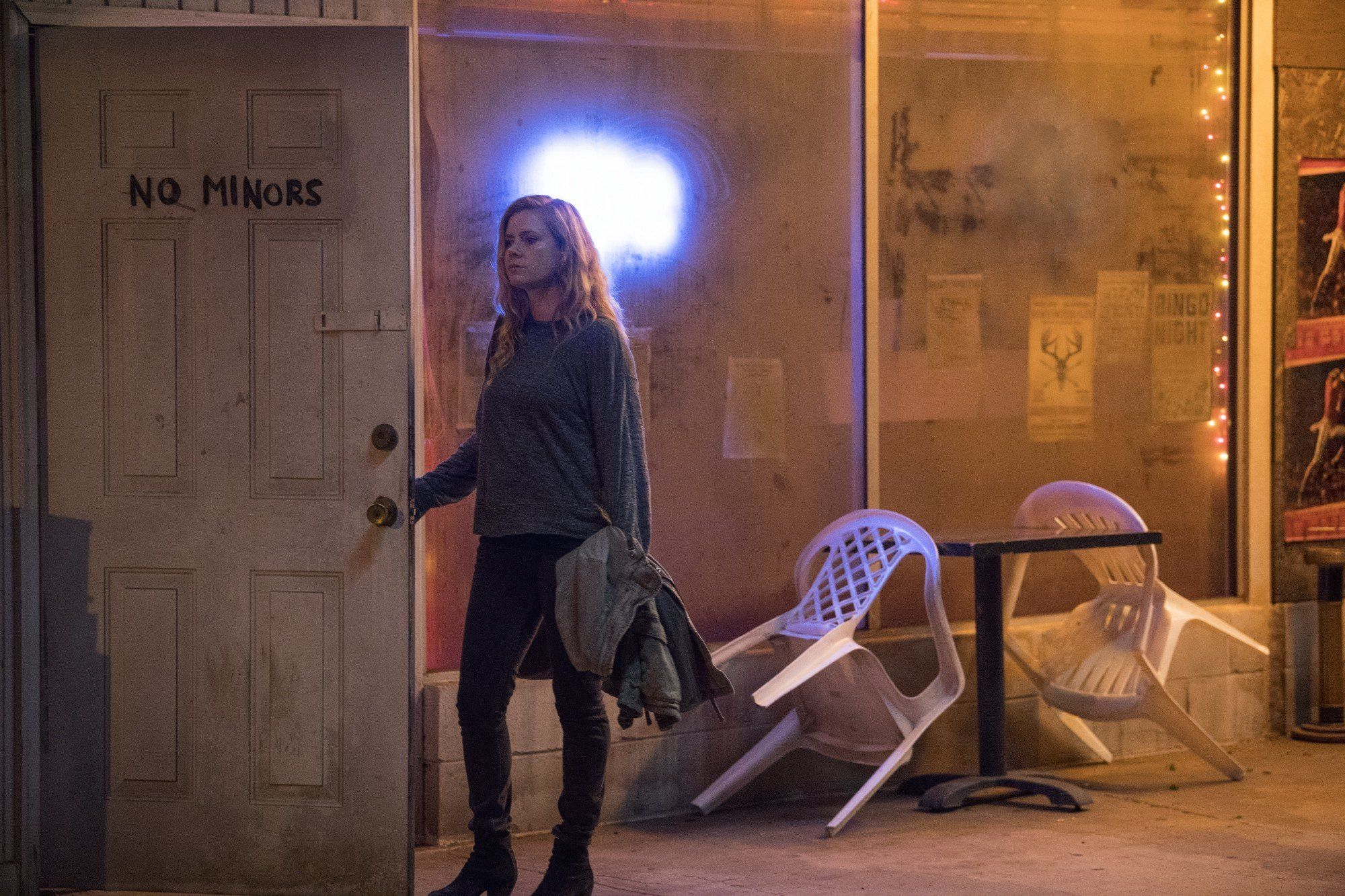 'Sharp Objects' Drops The Typical Detective Schtick To Become A Dreamier