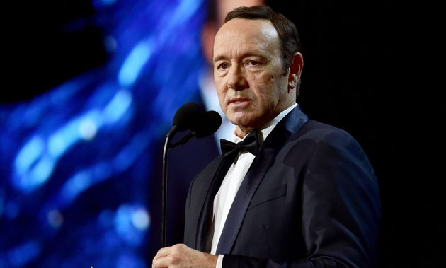 Kevin Spacey, here at a Beverly Hills award ceremony last October, is facing accusations from three more...