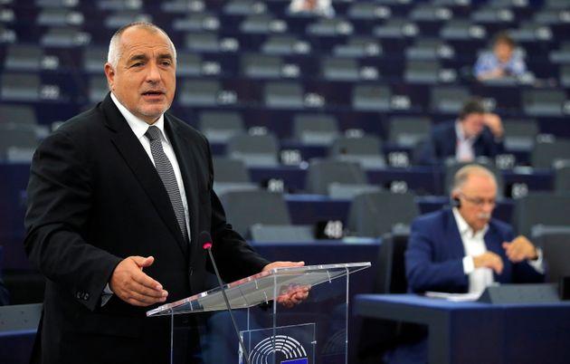 Μπορίσοφ: Ευχαριστώ το Ευρωκοινοβούλιο για τον συνεχή