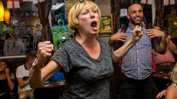 How England Fans In This Pub Experienced Team's Emotional Win Over