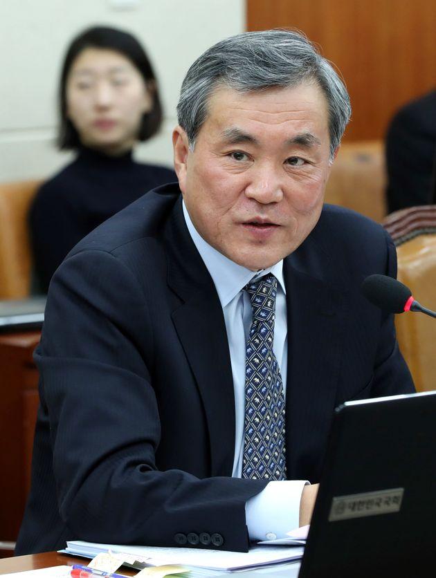 혼돈의 한국당 비대위 구성 상황에 대한 이상돈 의원의 일침과