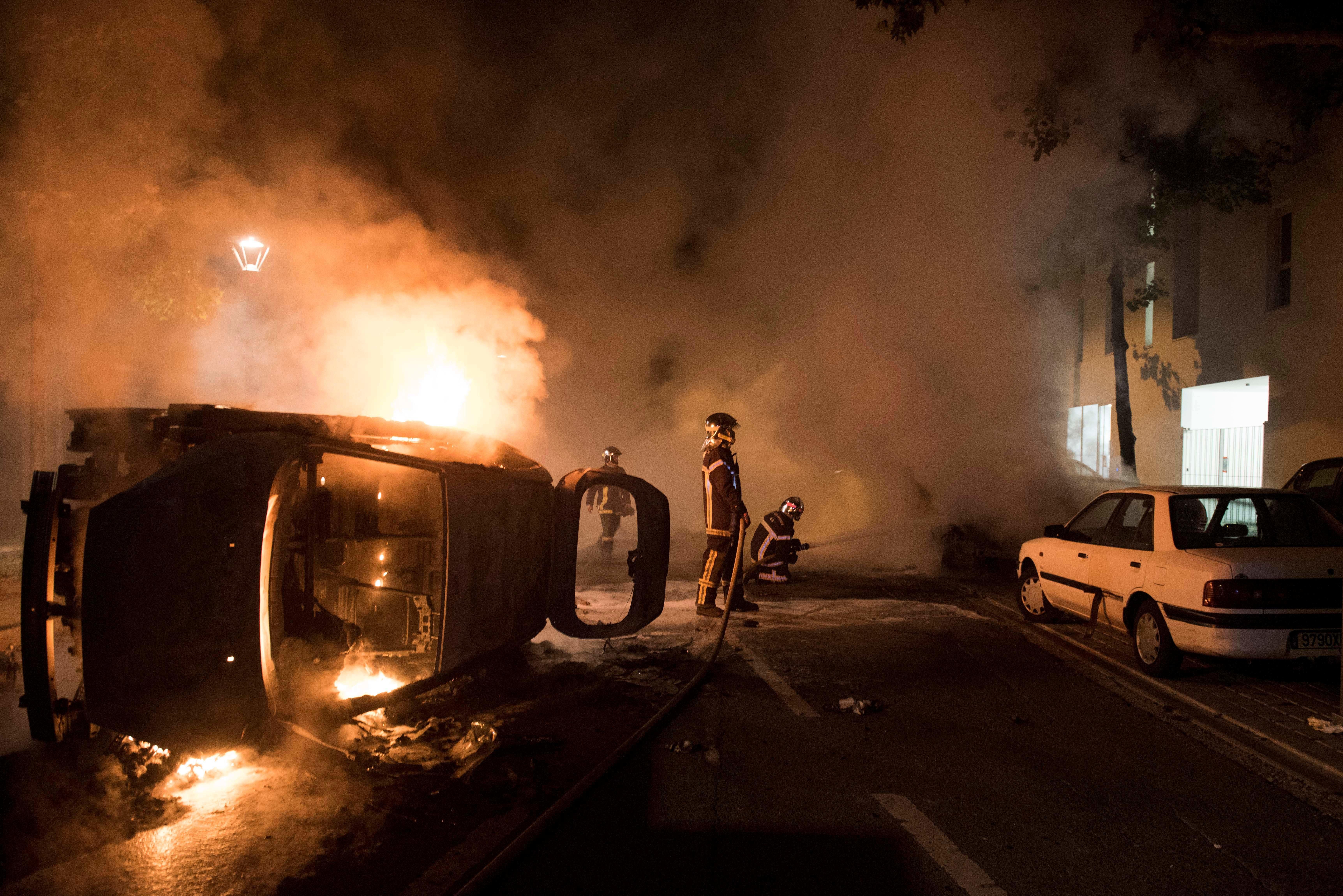 Γαλλία: Νεαρός σκοτώθηκε από σφαίρα αστυνομικού στη Νάντη, εκτεταμένα επεισόδια στη συνοικία