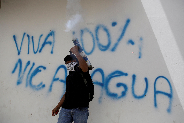 Νικαράγουα: ΜΚΟ κάνει λόγο για 309 νεκρούς στα επεισόδια που έχουν ξεσπάσει από τον