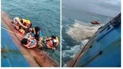 Ινδονησία: Τουλάχιστον 29 νεκροί σε ναυάγιο. Σε εξέλιξη έρευνες για τον εντοπισμό 41