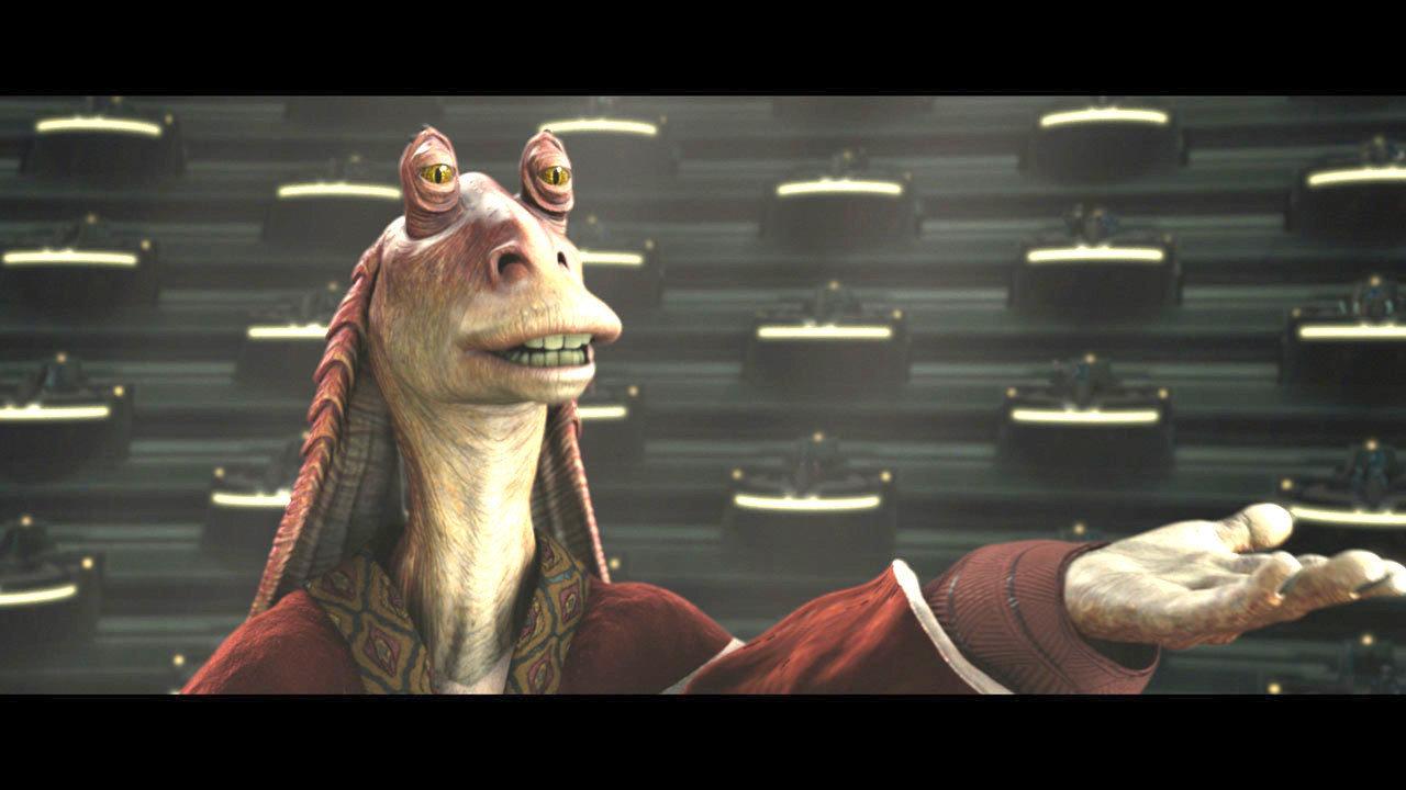 Los fans de 'Star Wars' casi provocan que el actor de Jar Jar Binks se