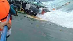 Naufrage d'un ferry en Indonésie: le bilan monte à 29