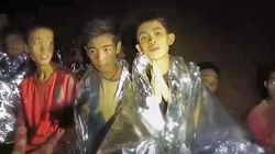 Boys Trapped In Thai Cave Given Crash Course In Diving Amid Storm